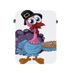 Turkey Animal Pie Tongue Feathers Apple Ipad 2/3/4 Protective Soft Cases by Nexatart