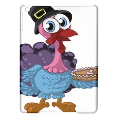 Turkey Animal Pie Tongue Feathers Ipad Air Hardshell Cases by Nexatart