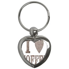 Love Heart Romance Passion Key Chains (heart)