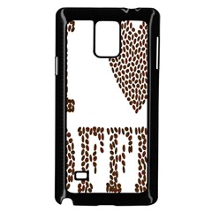 Love Heart Romance Passion Samsung Galaxy Note 4 Case (black) by Nexatart