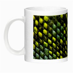Lizard Animal Skin Night Luminous Mugs