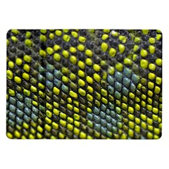 Lizard Animal Skin Samsung Galaxy Tab 10 1  P7500 Flip Case