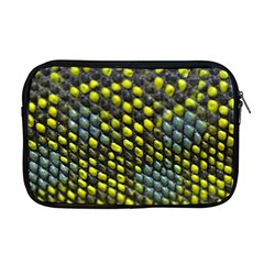 Lizard Animal Skin Apple Macbook Pro 17  Zipper Case