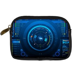 Technology Dashboard Digital Camera Cases by BangZart