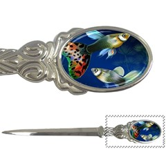 Marine Fishes Letter Openers