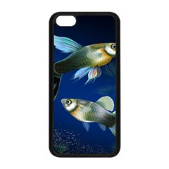 Marine Fishes Apple Iphone 5c Seamless Case (black)