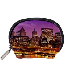 City Night Accessory Pouches (small)  by BangZart
