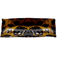 Textures Snake Skin Patterns Body Pillow Case (dakimakura)