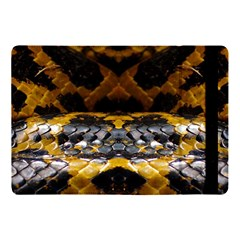 Textures Snake Skin Patterns Apple Ipad Pro 10 5   Flip Case by BangZart