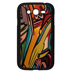 Vivid Colours Samsung Galaxy Grand Duos I9082 Case (black)