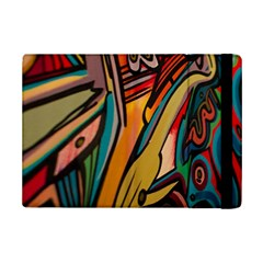 Vivid Colours Ipad Mini 2 Flip Cases by BangZart