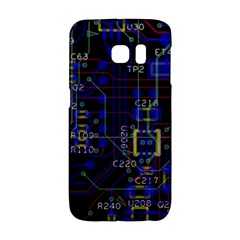 Technology Circuit Board Layout Galaxy S6 Edge