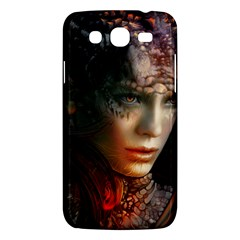 Digital Fantasy Girl Art Samsung Galaxy Mega 5 8 I9152 Hardshell Case
