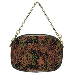 Digital Camouflage Chain Purses (two Sides)