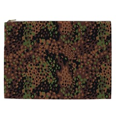 Digital Camouflage Cosmetic Bag (xxl)  by BangZart