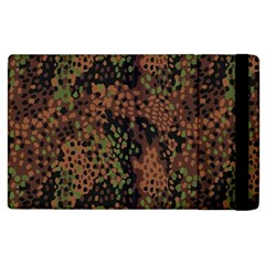 Digital Camouflage Apple Ipad 2 Flip Case by BangZart