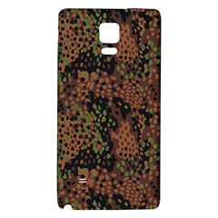 Digital Camouflage Galaxy Note 4 Back Case