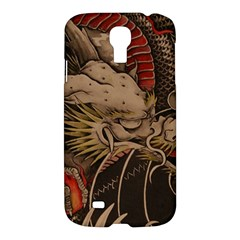 Chinese Dragon Samsung Galaxy S4 I9500/i9505 Hardshell Case