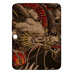 Chinese Dragon Samsung Galaxy Tab 3 (10 1 ) P5200 Hardshell Case