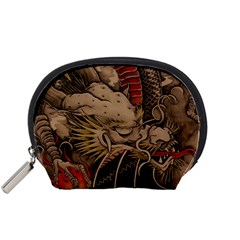 Chinese Dragon Accessory Pouches (small)  by BangZart