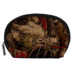 Chinese Dragon Accessory Pouches (large)