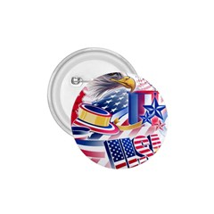 United States Of America Usa  Images Independence Day 1 75  Buttons by BangZart