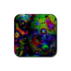 Full Colors Rubber Square Coaster (4 Pack)  by BangZart