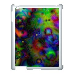 Full Colors Apple Ipad 3/4 Case (white) by BangZart