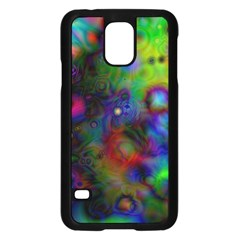 Full Colors Samsung Galaxy S5 Case (black) by BangZart