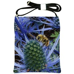 Chihuly Garden Bumble Shoulder Sling Bags by BangZart
