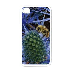Chihuly Garden Bumble Apple Iphone 4 Case (white)