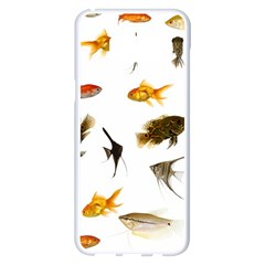 Goldfish Samsung Galaxy S8 Plus White Seamless Case