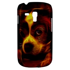 Cute 3d Dog Galaxy S3 Mini