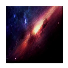 Digital Space Universe Tile Coasters by BangZart