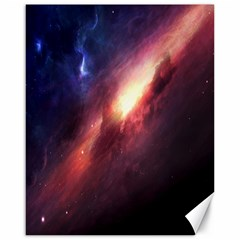 Digital Space Universe Canvas 16  X 20