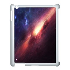 Digital Space Universe Apple Ipad 3/4 Case (white) by BangZart