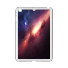 Digital Space Universe Ipad Mini 2 Enamel Coated Cases by BangZart