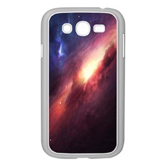 Digital Space Universe Samsung Galaxy Grand Duos I9082 Case (white)