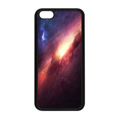 Digital Space Universe Apple Iphone 5c Seamless Case (black) by BangZart