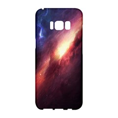 Digital Space Universe Samsung Galaxy S8 Hardshell Case