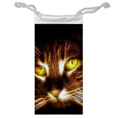 Cat Face Jewelry Bag