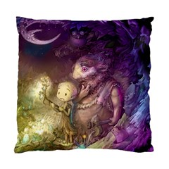 Cartoons Video Games Multicolor Standard Cushion Case (two Sides) by BangZart