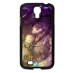Cartoons Video Games Multicolor Samsung Galaxy S4 I9500/ I9505 Case (black)