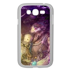 Cartoons Video Games Multicolor Samsung Galaxy Grand Duos I9082 Case (white) by BangZart