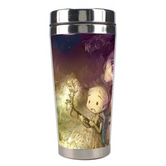 Cartoons Video Games Multicolor Stainless Steel Travel Tumblers by BangZart