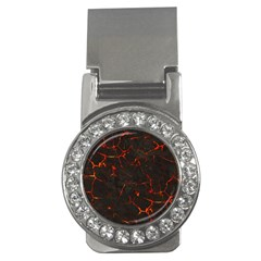 Volcanic Textures Money Clips (cz)  by BangZart
