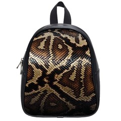 Snake Skin Olay School Bags (small)
