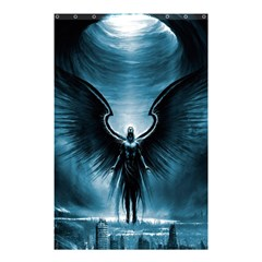 Rising Angel Fantasy Shower Curtain 48  X 72  (small)