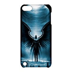 Rising Angel Fantasy Apple Ipod Touch 5 Hardshell Case With Stand