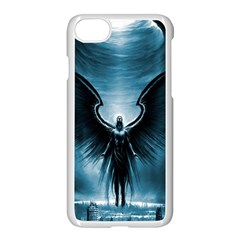 Rising Angel Fantasy Apple Iphone 7 Seamless Case (white)